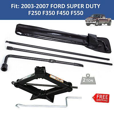 Details About Usa Spare Tire Tool 2t Scissor Jack For 2006 Ford