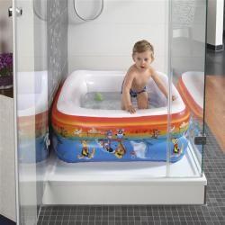 Baby Pool Wehncke Down Under für Duschwanne 85x85cm Planschbecken