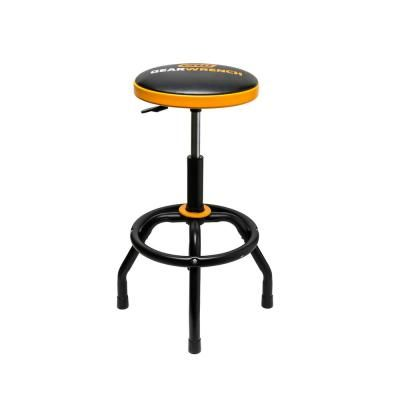 Gearwrench 26 In To 31 In Adjustable Height Swivel Shop Stool