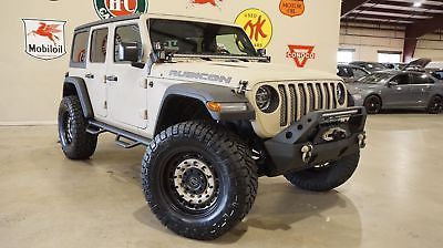 Ebay Jeep Wrangler Jl Unlimited Rubicon 4x4 Dupont Kevlar Lifted