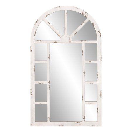 Home Wall Mounted Mirror Mirror Wall Decor Wood Wall Mirror