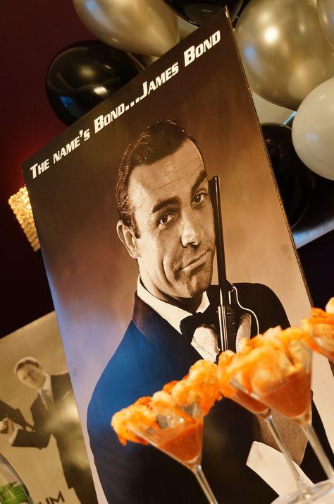 The name is Bond....James Bond!