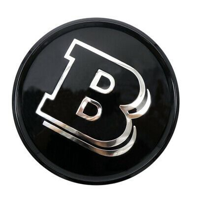 Motors Brabus Car Front Grille Logo Mirror Emblem For Mercedes Benz Glc Gle Gls Ebay Car Front Mercedes Benz Glc Emblems