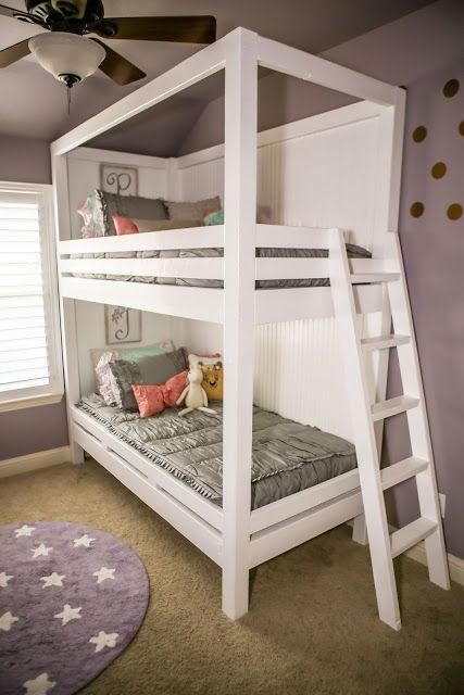 Parker Jolie S Big Girl Room Bunk Bed Rooms Bunk Beds Girls