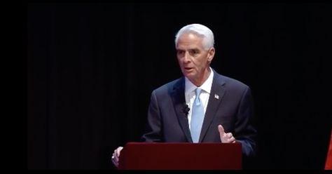 Good one! Crowd Laughs When Florida Dem Calls Hillary 'honest' During Debate