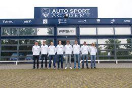 Equipe De France Ffsa Rallye 2013 Stage Auto Sport Academy