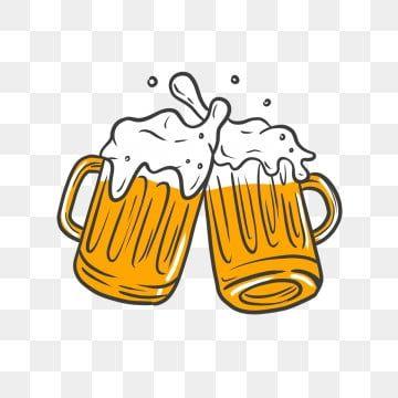 Vetor De Cerveja Icones De Cerveja Cerveja Bebida Imagem Png E Vetor Para Download Gratuito Beer Drawing Beer Stickers Beer Clipart