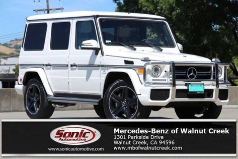 Sport Utility, 2014 Mercedes-Benz G 63 AMG 4MATIC with 4 ...