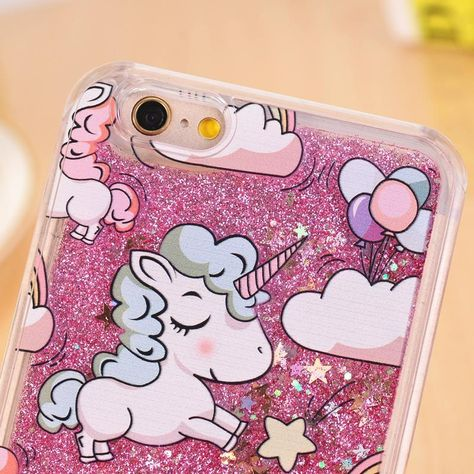 IPhone 6S Cases Lovely Unicorn Dynamic