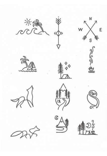 Trendy drawing tattoo ideas creative inspiration Ideas