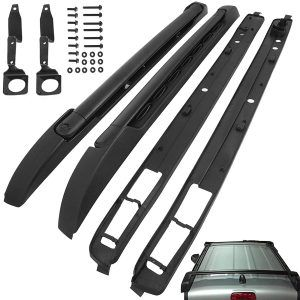 Bestauto Cross Bar Roof Rack Cross Bars Fit For 2005 2018 Toyota Tacoma Double Cab Style Roof Ra Toyota Tacoma Roof Rack Toyota Tacoma Toyota Tacoma Double Cab