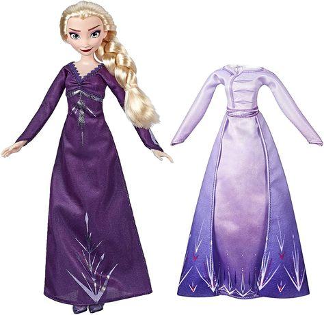 Disney Frozen II Elsa of Arendelle Fashions doll from Hasbro