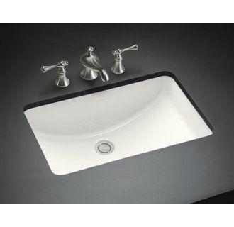 Kohler K 2214 Bathroomsinks K2214 Kohler Badezimmer Waschbecken