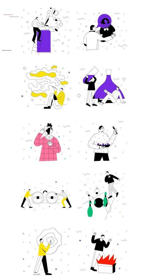 OSLO Illustrations Awesome illustrations for your next landing OSLO #Illustrations Awesome illustrations for your next #landing ||  #illustrator #illustration #art #drawing #artist #design #graphicdesign #artwork #sketch #digitalart #photoshop #draw #creative #artistsoninstagram #painting #instaart #sketchbook #adobe #graphic #designer #vector #graphicdesigner #logo #illustrations #artoftheday #cartoon #graphics <br>