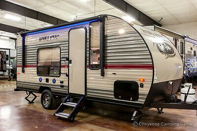 2019 Forest River Cherokee Wolf Pup16fq Ebay Bunkhouse Travel