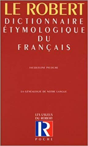Telecharger Dictionnaire Etymologique Du Francais Ebook Gratuit Books Calm