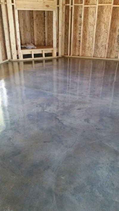 The Best Stained Concrete Lafayette Louisiana Old World
