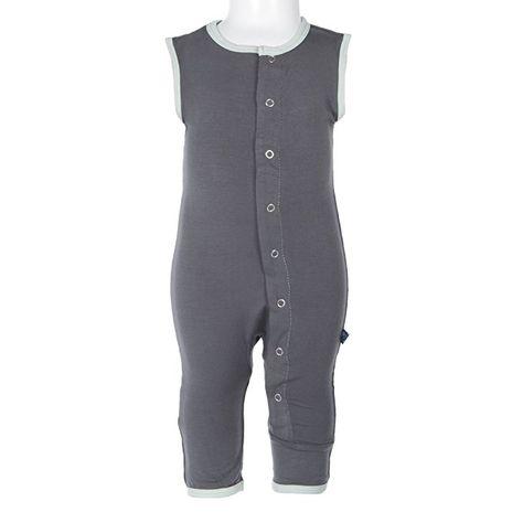 Kickee Pants Twilight Toddler Boy Footie 4T New