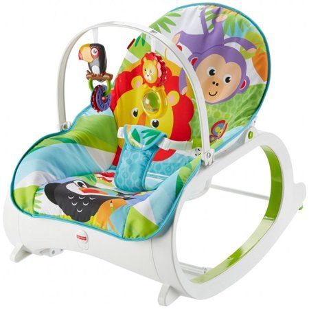 Walmart Online Fisher Price Infant To Toddler Rocker For 29 Reg