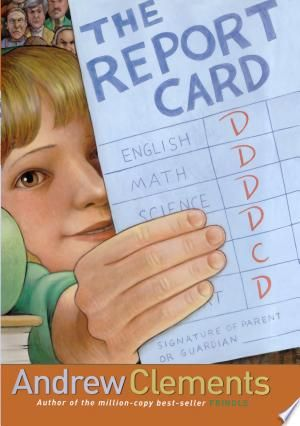 The Report Card Pdf Free Andrew Clements Card Book Report Card