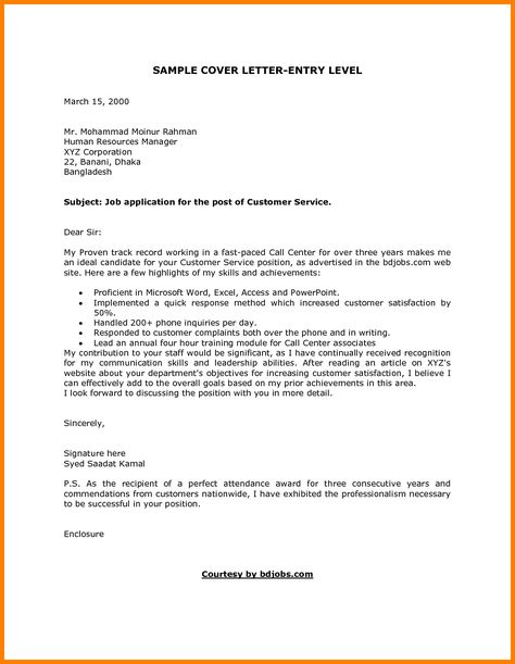 26+ Attention Grabbing Cover Letter Cover Letter Tips Writing