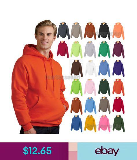 Jerzees Men/'s Fleece Pullover Hoodie