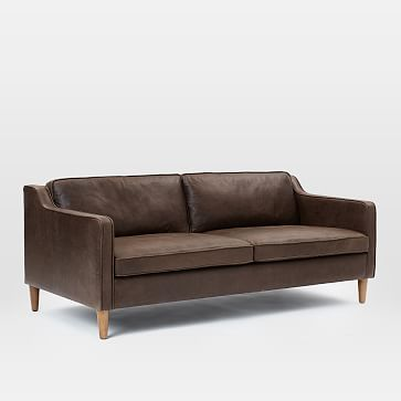 Inspired By 1950s Furniture Silhouettes Our Hamilton Sofa Feels