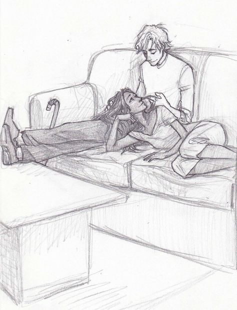 a degree of difficulty by burdge-bug on deviantART. Peeta and Katniss find some peace - - #Couple