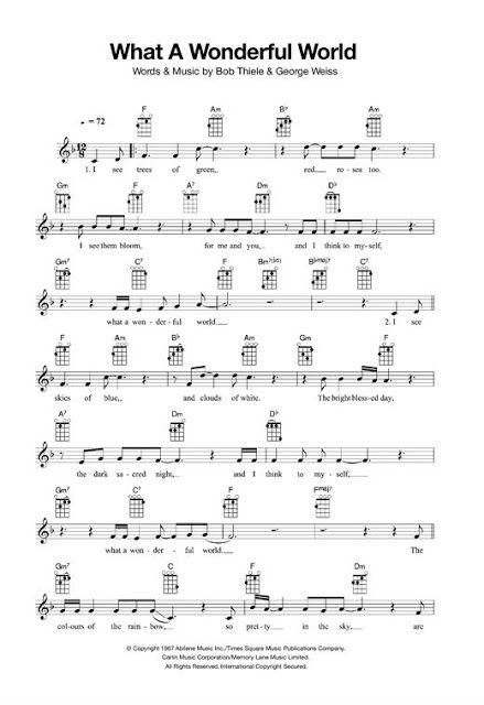 No Title Sheet Music Piano Music Guitar Sheet Music