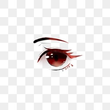 Red Eyes Png Download