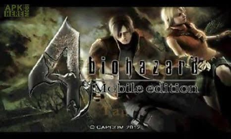 Download Biohazard 4 Resident Evil 4 Apk Obb Data With Images
