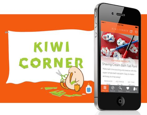 Kiwi Corner App Thousands Of Kid Friendly Crafts In One Place