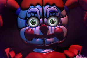Five Nights At Freddy S Circus Baby Wallpaper Circus Baby Trailer Wallpaper By Gamesproduction Circus Baby Fnaf Baby Fnaf