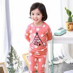 Animal Print Pajama Sets Lollabuy Pajama Set Girls Sleepwear