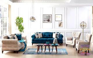 أنتريهات مودرن أحدث موديلات انتريه صالون تركي 2021 In 2021 Sofa Set Home Decor Decor