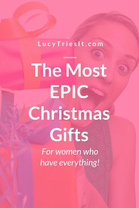 The Most Epic Gifts For Makeup Lovers