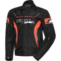 Flm Sports Textile Jacket 7 0 Orange Men Size L Flm In 2020 Jackets Motorcycle Jacket