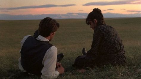 Blue Black Dream (Sam Shepard and Brooke Adams in Days of Heaven. Couple Aesthetic, Aesthetic Pictures, The Love Club, Teenage Dream, Film Stills, Photo Instagram, Hopeless Romantic, Ciel, Dream Life
