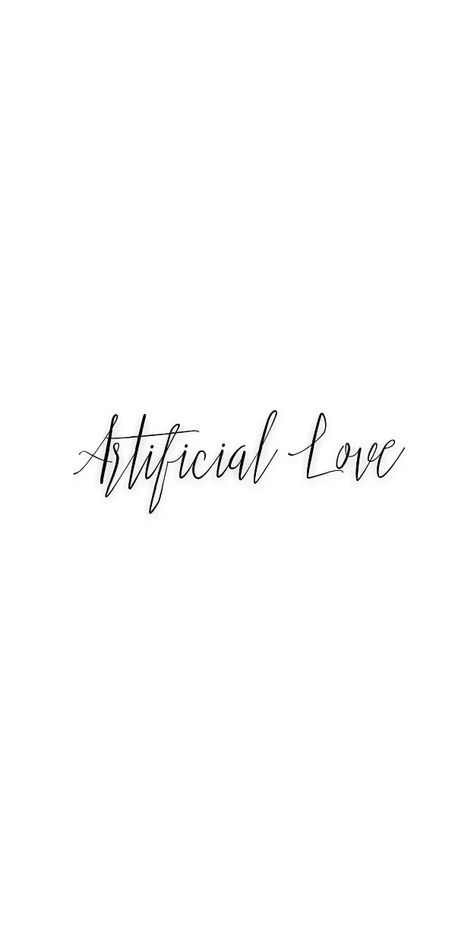 List Of Pinterest Artificial Love Wallpaper Exo Pictures Pinterest