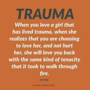 Trauma Quotes PTSD | Depression, Anxiety, panic attacks