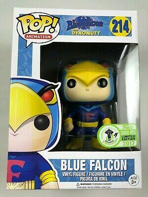 Funko Pop Animation Blue Falcon Emerald City Comic Con 2017 New 214 Affilink Popdolls Funkopop Popdolllot Funko Pop Funko Pop Avengers Funko