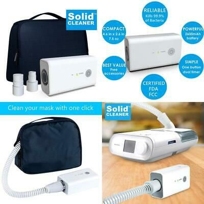 Cpap Cleaner And Sanitizer Bundle Sanitizing Bag Breathing Machine Portable Kit Ebay Cpap Accessories Cpap Sanitizer