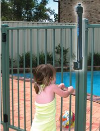 8 Magna Lock Ideas Safety Gate Gate Latch Swimming Pools