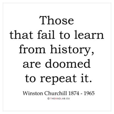 Quote from Winston Churchill. Have students read this quote then explain what they think it means. Then discuss what are some things in history we don't want to repeat and how we learned from it. Study Quotes, Life Quotes Love, Great Quotes, Quotes To Live By, Inspirational Quotes, Unique Quotes, Amazing Quotes, Winston Churchill, Churchill Quotes