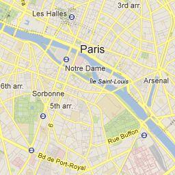 The Paris of Ludwig Bemelmans's