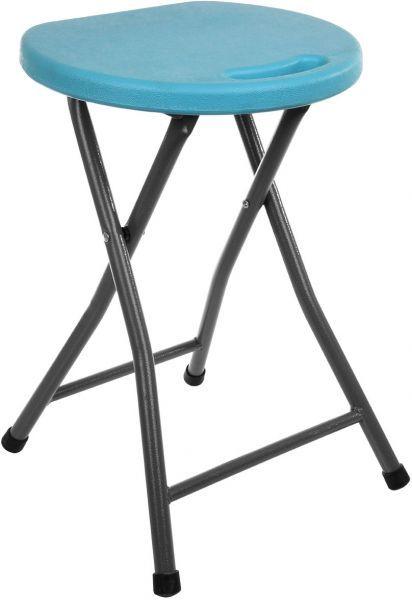 كرسي بلاستيك بهيكل معدني قابل للطي من مينترا ازرق فاتح تسوق اونلاين الكراسي والمقاعد بافضل سعر في مصر سوق كوم Folding Table Home Decor Furniture