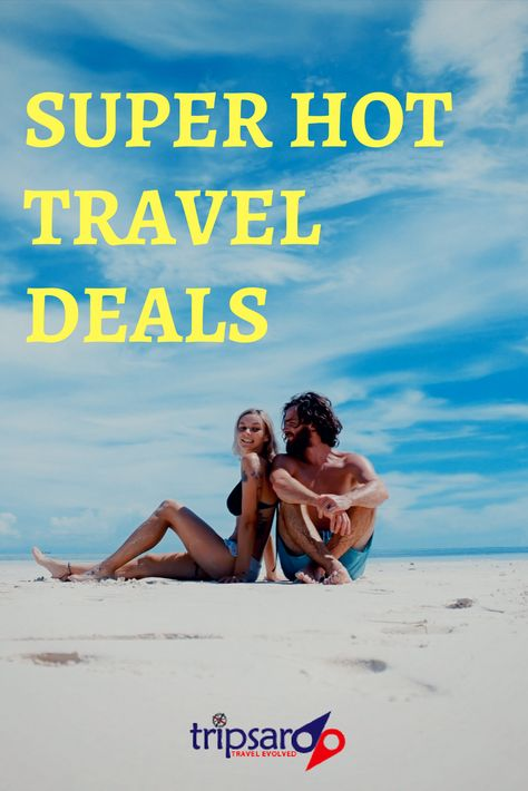 Travel Deals and Cheap Vacations - Save Money On Vacations - Tripsaroo