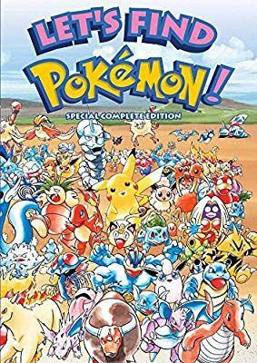 Let S Find Pokemon Special Complete Edition 2nd Edition Kazunori Aihara 9781421595795 Amazon Com Books Pokemon Pokemon Special Pokemon Pictures