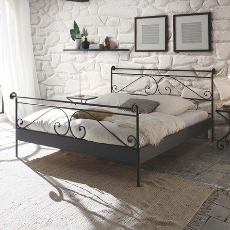 Hasena Metallbett Romantic Cerete Schlafzimmer Inspirationen