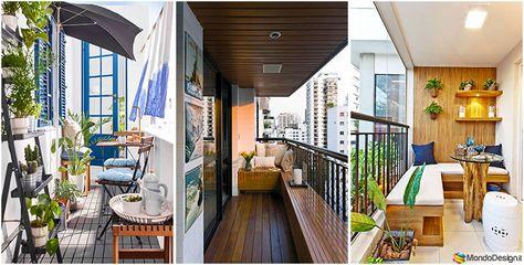20 Idee Per Arredare Un Balcone Stretto E Lungo Home Deco